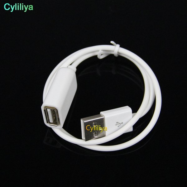 USB Extension Cable USB 2.0 Male to Female 0.5m 1m USB Data Sync Transfer Extender Cable
