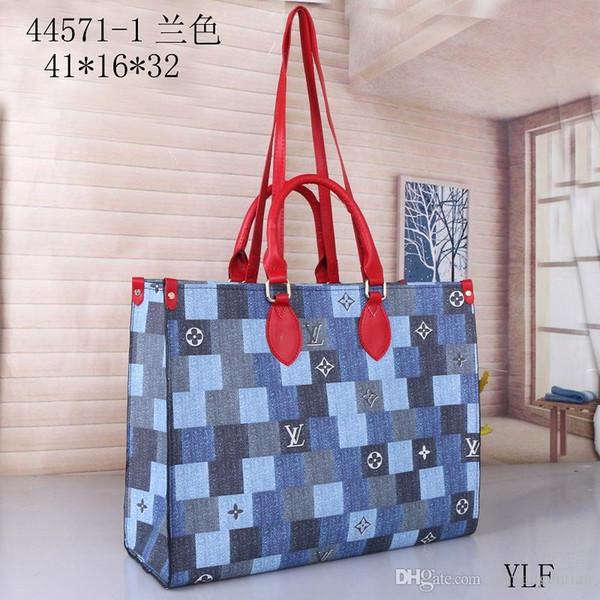 Designers handbags leather women handbags L flower luxurys designers composite bags lady clutch shoulder tote female purse with wallet 02