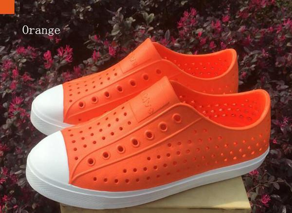 Come mostrato in figura Orange 17