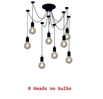 8 cabeças