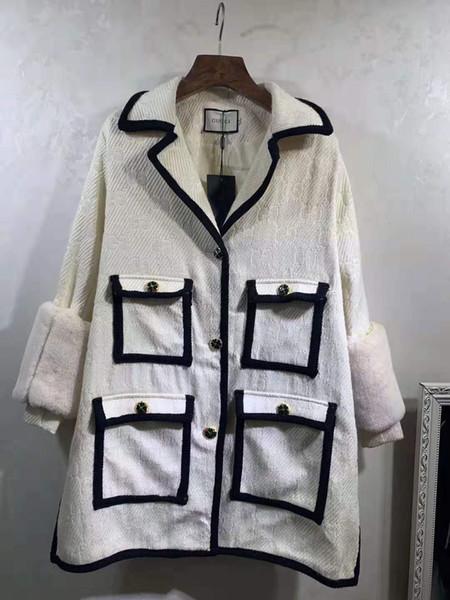 2019 nuove signore giacca di alta qualità 20.190.923 # 07qz1005