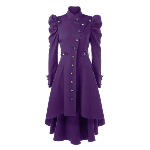 Compre Gótico Invierno Estilo Abrigo De Mujeres Inglaterra COAHgqCrn 8b3e6b074f0