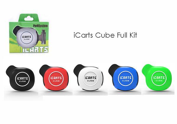 iCarts Cube Kit---1.0ml