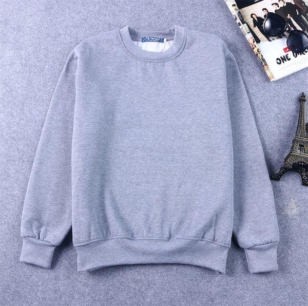회색 스웨터