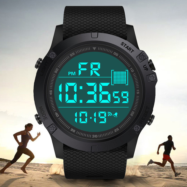 Mens/Ladies Wristwatch Waterproof Outdoor LED Digital electronic watch for men watch digital led sports watches men