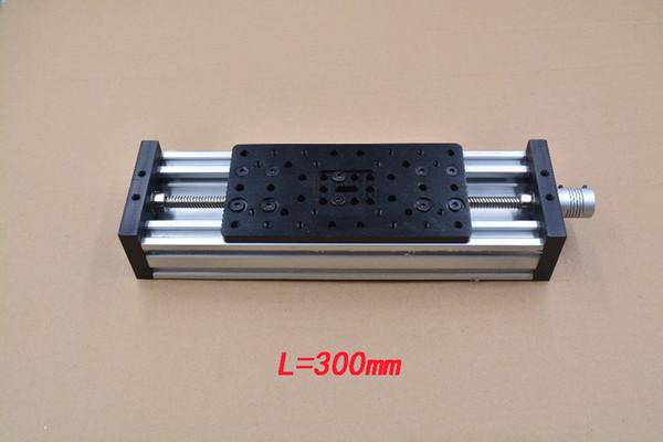 3d printer Z-axis lead screw T8 Z axis diy c-beam CNC sliding table 300mm linear actuator bundle kit