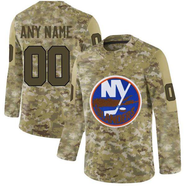 big sale 317f8 39f8f 2019 Mens New York Islanders Camo Jersey 13 Mathew Barzal 12 Josh Bailey 27  Anders Lee 15 Cal Clutterbuck 1 Thomas Greiss Custom Hockey Jersey From ...