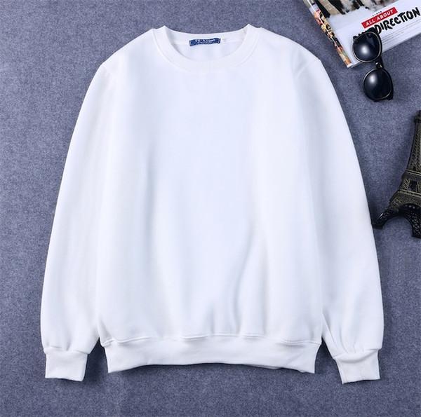 흰 스웨터