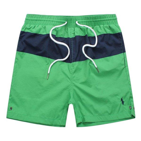 Classic Brands Summer polo Board Shorts small horse embroidery Hawaiian Ralph Men's Beach surf Pants swim shorts Men swimming trunks s1