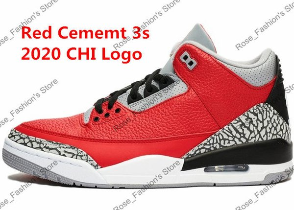 Fire Red CEMENT CHI