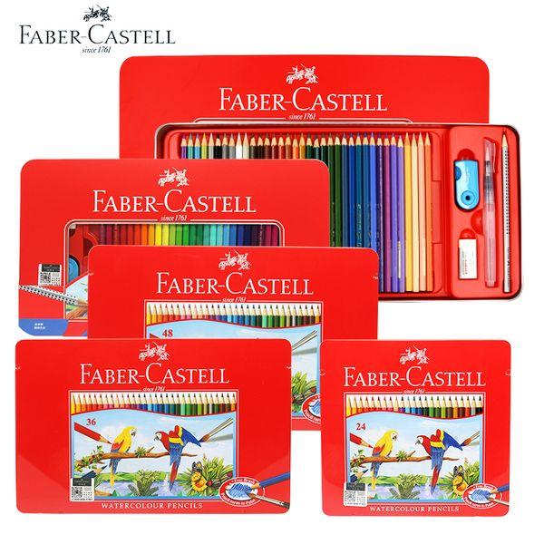 Compre Frete Gratis Faber Castel 72 Lapis Cor Profissional Soluvel
