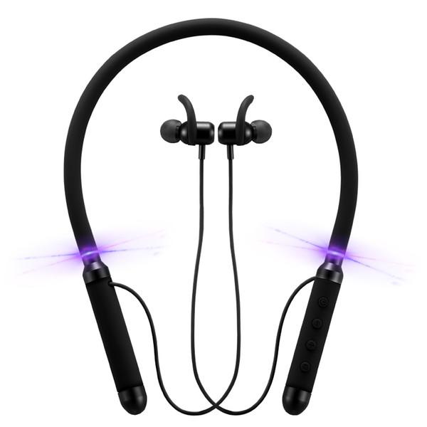 2019 Neue Bluetooth Kopfhörer Drahtlose Kopfhörer Headset Sound Nackenbügel Freisprecheinrichtung für Android iPhone Samsung Top Qualität