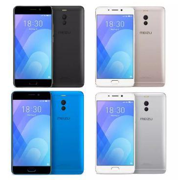 Original Meizu M6 Note 6 3/4GB 32B 4G network Snapdragon 625 Octa Core 5.5 inch Cell Phone fingerprint GPS WIFI