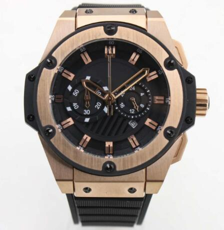 Factory supplier PP watches big size gold king power watch quartz chronograph stopwatch watch man's dress wristwatches Man's big bang watch