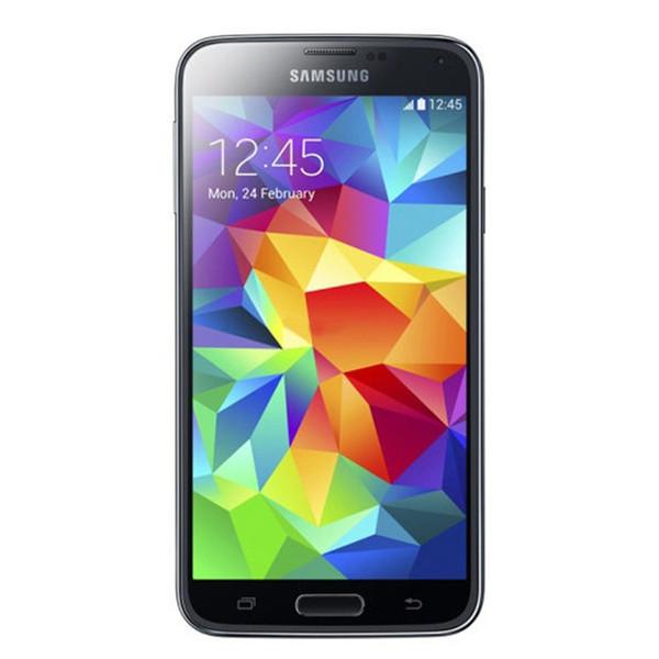 5.1inch original reformado Samsung Galaxy S5 i9600 cámara G900A G900T G900F Quad Core 2 GB + 16 GB delantero con caja sellada