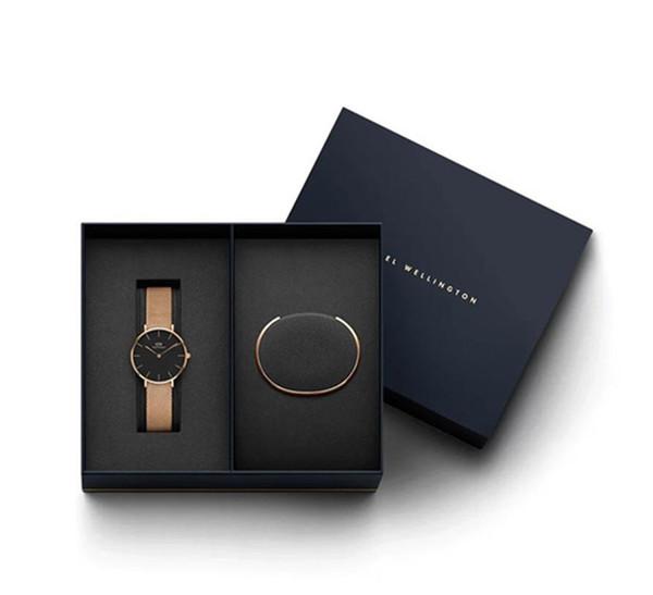 2017 Famoso diseño Moda Hombres Reloj grande Oro plata Acero inoxidable Relojes de cuarzo masculinos de alta calidad Hombre Reloj de pulsera business classil role