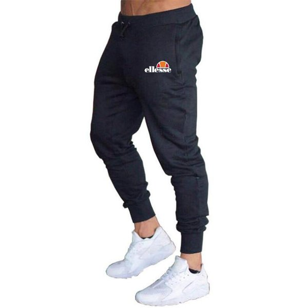 7304209f59 mens yellow pencil pants Coupons - new mens Sweatpants gyms Fitness workout  printing trousers male Casual