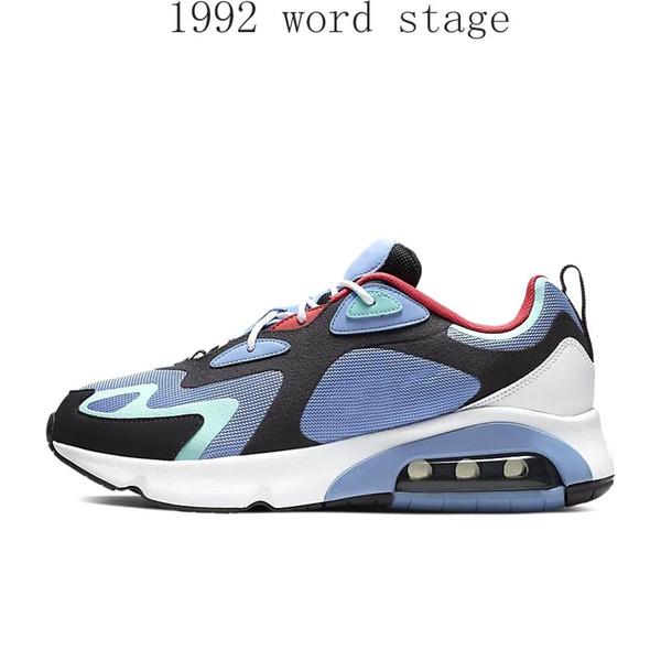 Estágio da palavra 1992