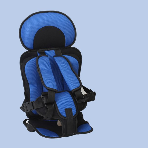 Синий