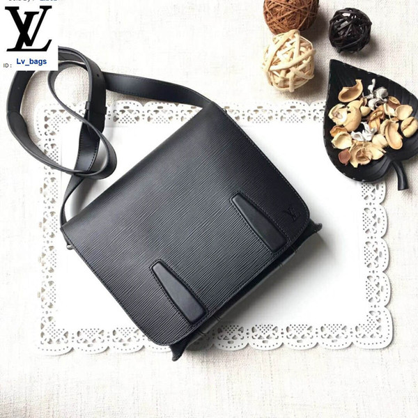 M53404 Black Crossbody сумка сумки СУМКИ ручки плеча сумки Totes вечер Cross Body Bag