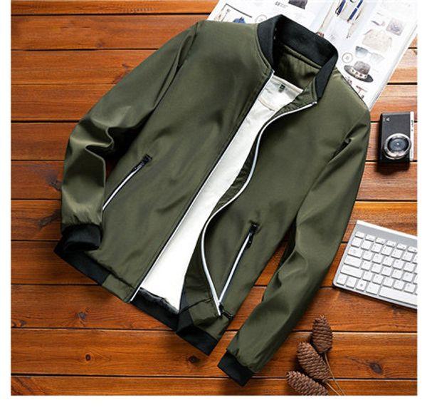 2019 Primavera Otoño Diseñador Marca Hombres Chaquetas Woemens Moda Casual Blusa de manga larga Tops 4 Chaquetas de alta calidad M-4XL QSL198283