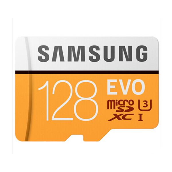 (Vente d'usine) SAMSUNG 32GB 64GB 128GB 256GB Micro SD SDXC MicroSDXC lot Classe10 TF Carte EVO