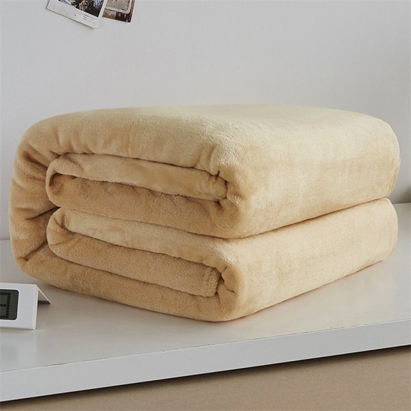 Bedroom Summer Thin Faux Fur Blanket Soft Coral Fleece Throws Sofa Cover Bedspread Flannel Blankets Light Ten Bedsheet Quilts