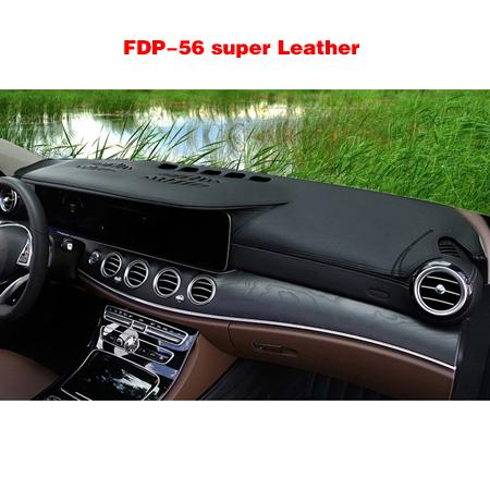 FDP-56 Super Black Leather Black line
