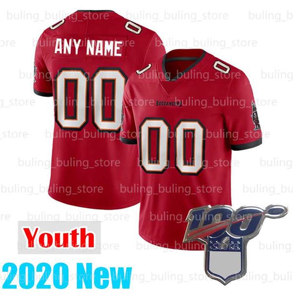 Personalizzato 2020 Nuova Gioventù + Patch 100 °