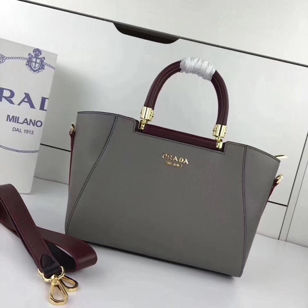 freeshipping 2019 new style genuine leather women's bag ,handbag , tote 454548