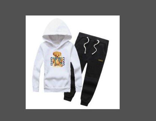 Roupas de bebê Define Garment Outono E Inverno Novo Padrão Masculino menina sweater terno Infantil a roupa das crianças