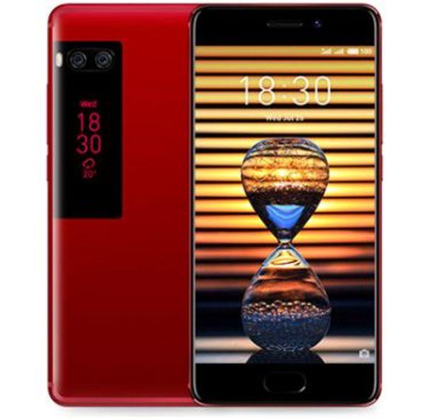 "Original Meizu Pro 7 4G LTE 4GB RAM 64/128GB ROM MTK Helio X30 Deca Core 5.2"" 1080P AMOLED Screen Dual Rear Camera Fast Charge"