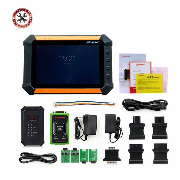 "8""Tablet pc obdstar x300 dp pd pro shockproof auotomotive diagnostic system auto key programmer odometer reset tool"