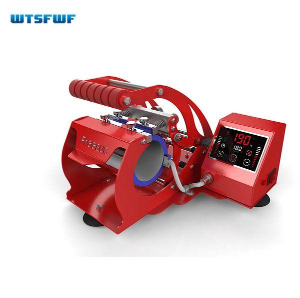 Wtsfwf ST-130 Simple Stable Intelligent Mug Press Machine 2D Touch Screen Mug Heat Press Printer Machine