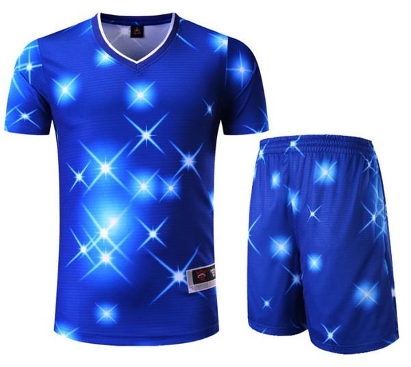 Ropa deportiva Bádminton transpirable de secado rápido POLO Jerseys Mujeres / Hombres tenis de mesa