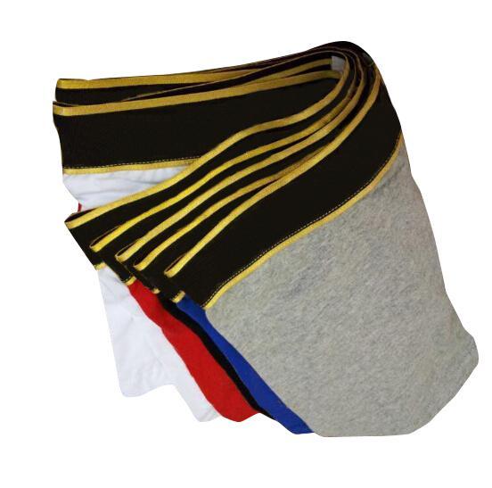 4 Pcs Luxury Brand Mens Boxers Versa Cotton Underwear M-2XL 5 Colors Male Boxers Underpants Fashion Designer Underwears Mixed Colors
