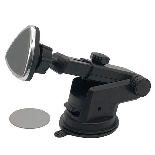 Magnetic Dashboard Car Mount Universal Phone Holder Stand Hand Free Cell Phone Cradle Bracket for All Smartphones and GPS Devices