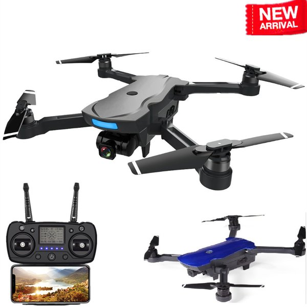 CG033 RC Quadcopter WiFi FPV 1080P Gimbal Servo Camera Drone GPS Brushless Foldable RC Drone Helicopter RTF Man Toys VS h501s X5