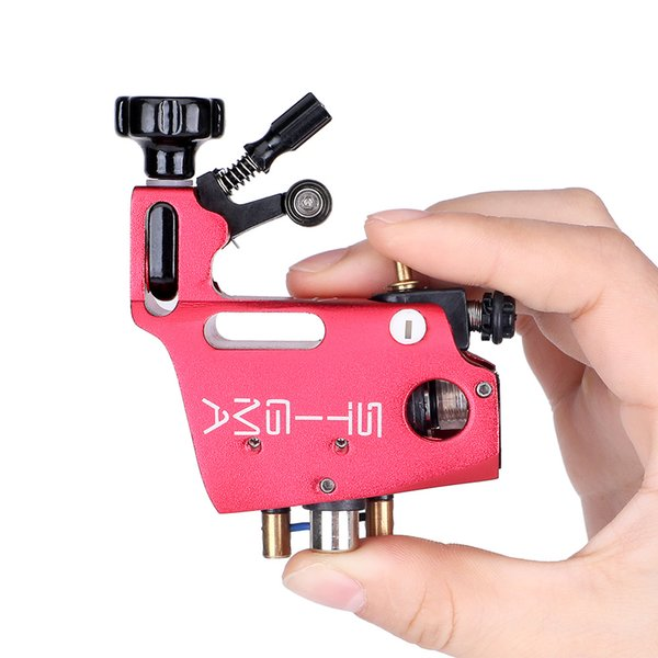 Rotary Tattoo Machine For Liner Shader Make Up Strong and Quiet Motor Body&Art M660 5 Colors Free Ship