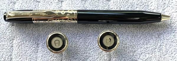 12 Kalem + Kol Düğmeleri