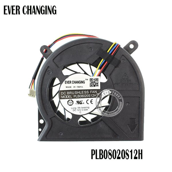 cooling fan New Laptop CPU Cooling Fan For MSI MSAC73 For Haier C3 51 52 Q5T Q7-one PLB08020S12H