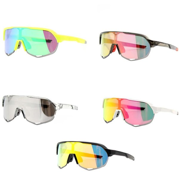 Unisex Sports Sunglasses Road Cycling Glasses Mountain Bike Bicycle Riding Protection Eyewear Sun Glasses Riding