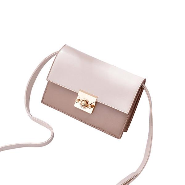 хорошее качество новые моды женщин сумка лоскутное цвет кожа PU щитка сумки клатч женские сумка сумки