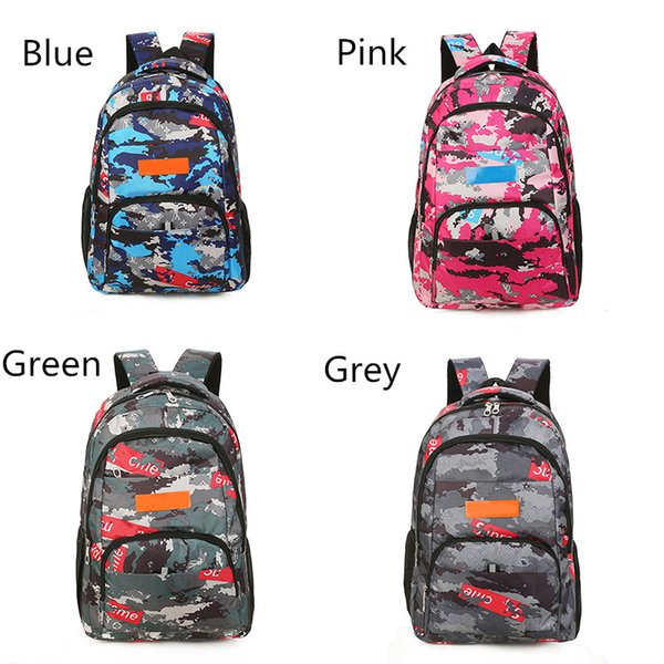 2018 Luxury Famous Designer Backpack Women Men SUP Backpack Casual Student School Bags Teenagers High Quality Moster Cute Shoulder Bags