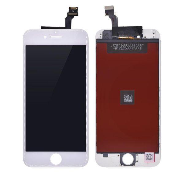 Yeni LCD Ekran Yüksek Parlaklık Geçiş Güneş Gözlüğü Testi Dokunmatik Digitizer Komple Ekran Tam Meclisi Değiştirme iPhone 6 için Tianma LCD
