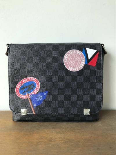 DISTRITO PM High-end qualidade new arrival Marca Clássico designer de moda Homens messenger bags cross body bag escola mochila bolsa de ombro