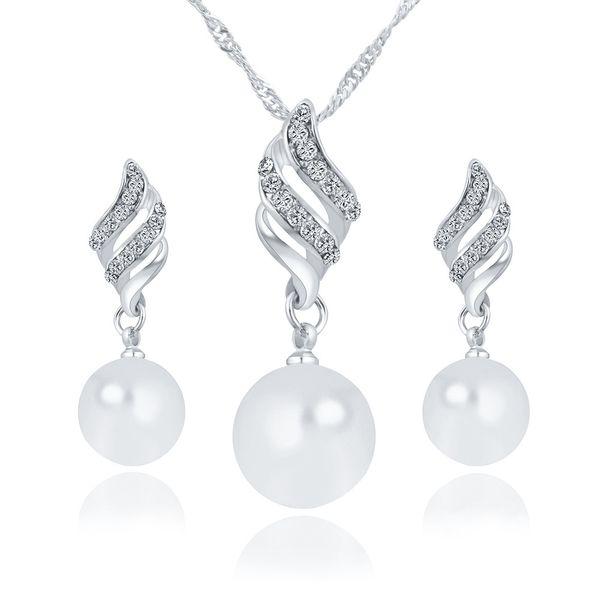 Création créative mignonne de bijoux ensemble de haute qualité nouvelle liste de produits zircon cubique ensemble de bijoux présentoir de bijoux