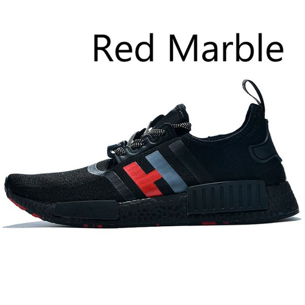 # 10 Red Marble