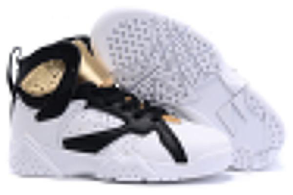 Compre Air Jordan 7 Retro C&C AJ7 2s De 7 Niños Muchachas De Los Muchachos Del Niño Del Baloncesto 7s Zapatos Niños Atlético Zapatillas De Deporte De