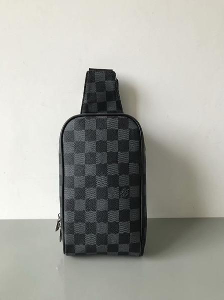 Nueva bolsa de pecho Mensajero de los hombres bolsa de pecho al aire libre ocasional de los hombres bolsa de hombro mochila multifunción directo de fábrica